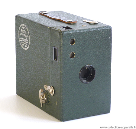 Kodak Rainbow Hawk Eye N°2A model B Fox's Silver Anniversary