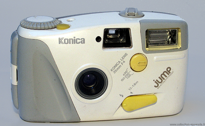 Konica Jump Waterproof