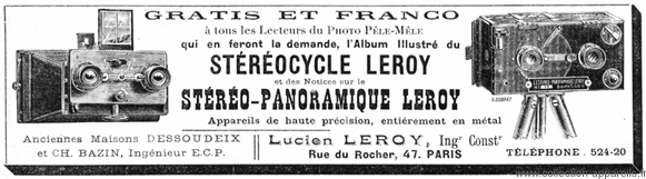 Leroy Stereo-panoramique