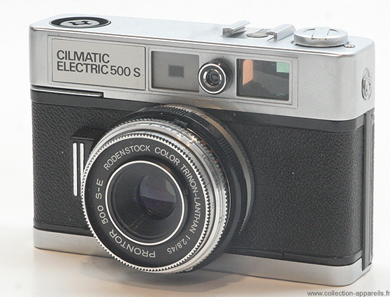 Lumiere Cilmatic Electric 500S