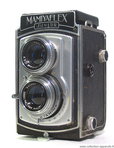 Mamiya Mamiyaflex Junior