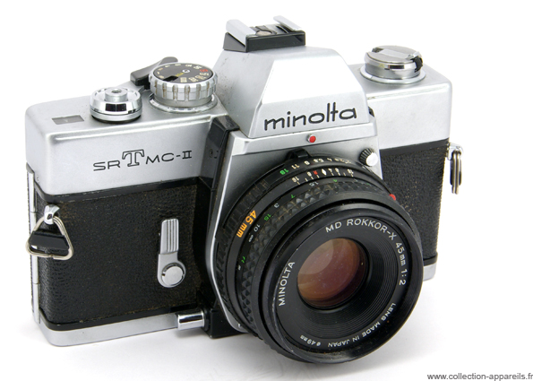 Minolta SRT MC-II