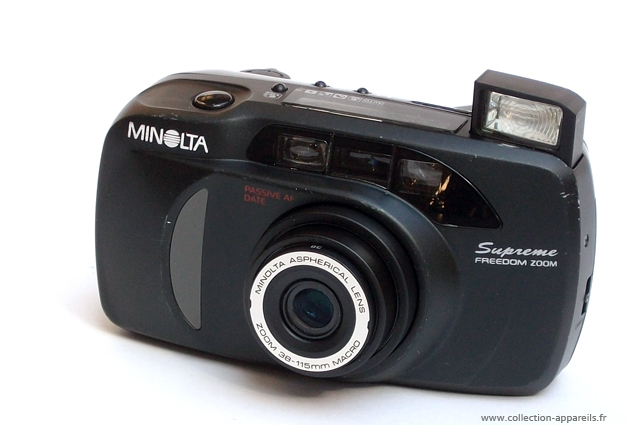 Minolta Supreme Freedom Zoom
