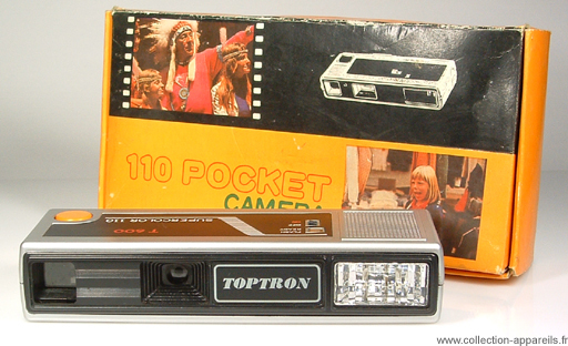 Toptron 110 pocket