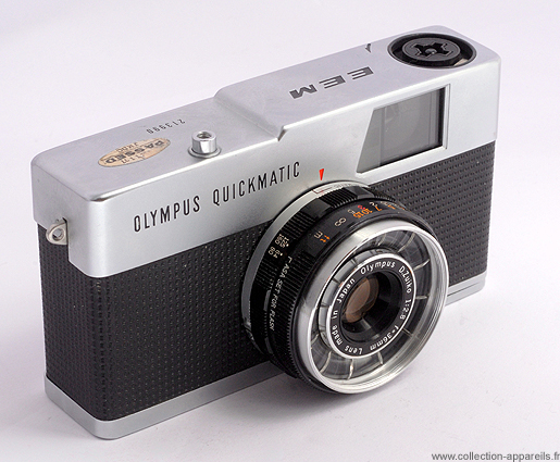 Olympus Quickmatic EEM