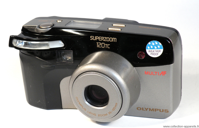 Olympus Superzoom 120TC