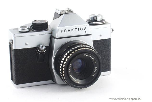 Pentacon praktica l vintage cameras collection by sylvain halgand