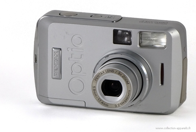 Pentax Optio 33LF