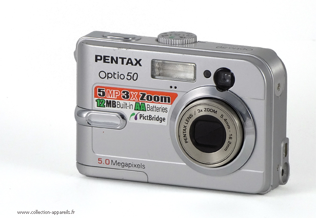 Pentax Optio 50