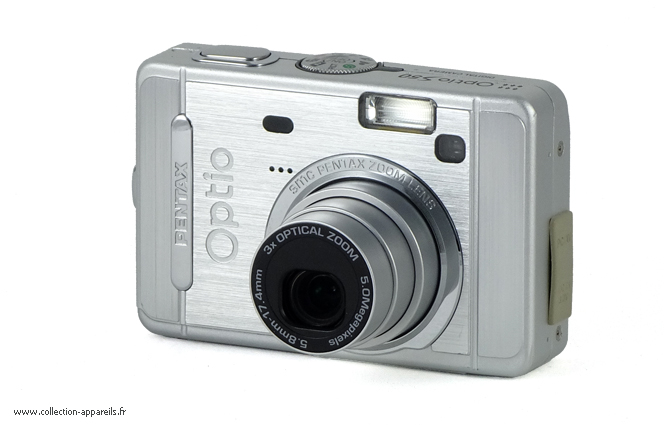 Pentax Optio S50