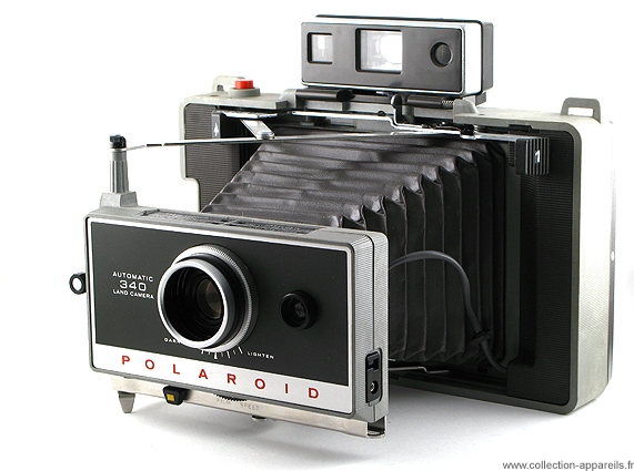 Polaroid Automatic 340
