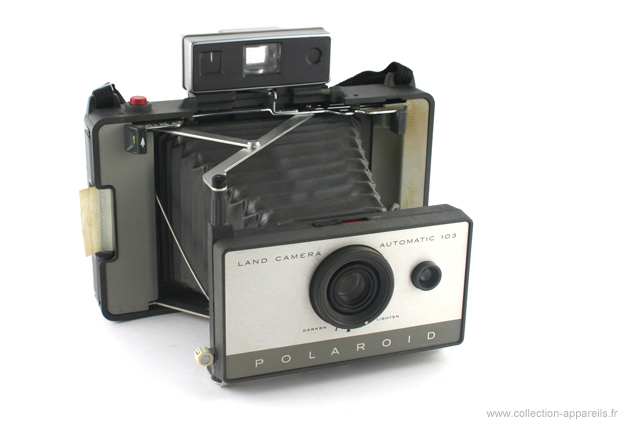 Polaroid Automatic 103 Vintage cameras collection by Sylvain Halgand 0bc0bf053b6e