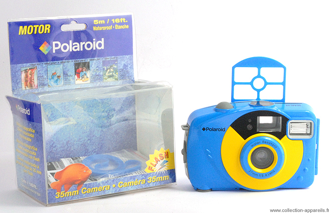 Polaroid Sea Blue