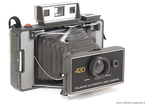 Polaroid Automatic 420