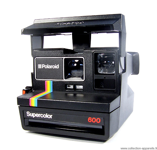 Polaroid Supercolor 600