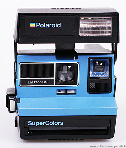 Polaroid Supercolors
