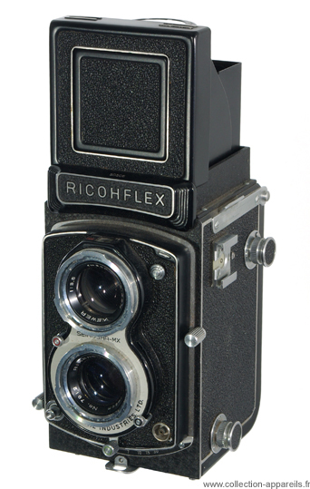 Ricoh Ricohflex New Diamond II