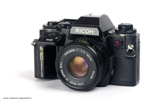 Ricoh XR-P Multi program