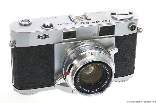 Ricoh 519 DeLuxe