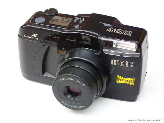 Ricoh Shotmaster Zoom III P Date