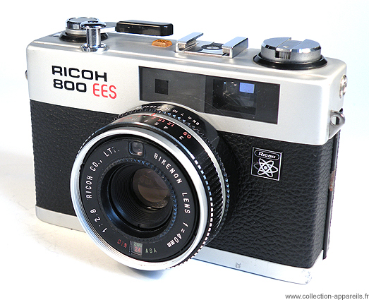 Ricoh 800 EES