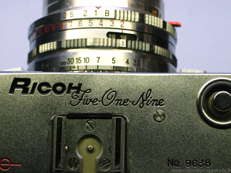 Ricoh Five One Nine