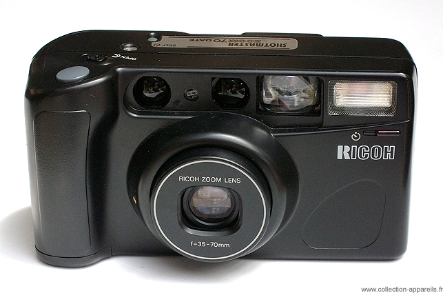 Ricoh Shotmaster Zoom 70 Date
