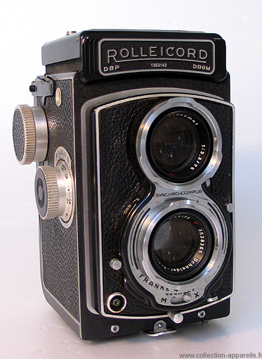 Rollei Rolleicord IV