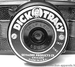Seymour Dick Tracy