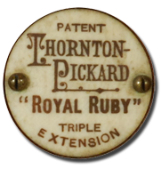 Thornton Pickard Royal Ruby