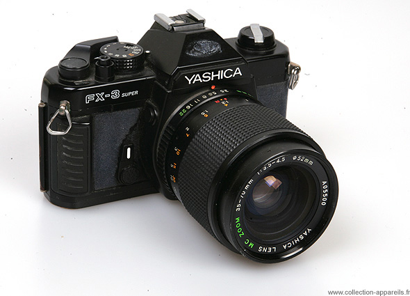Yashica FX3 Super