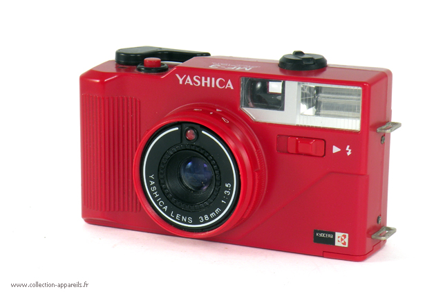 Yashica MF-3 Super
