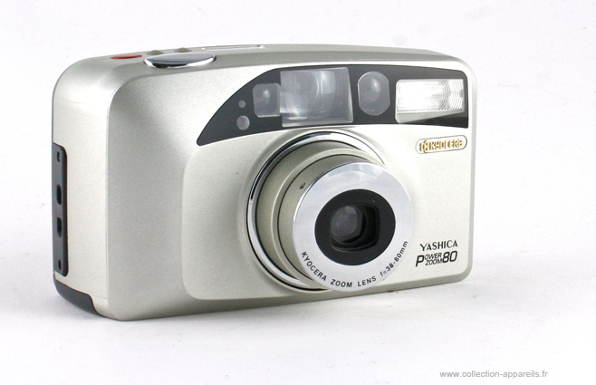 Yashica Power Zoom 80