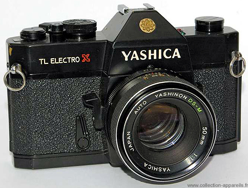 Yashica TL Electro X ITS