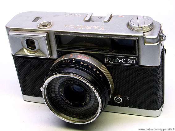 Yashica Flash-O-Set II