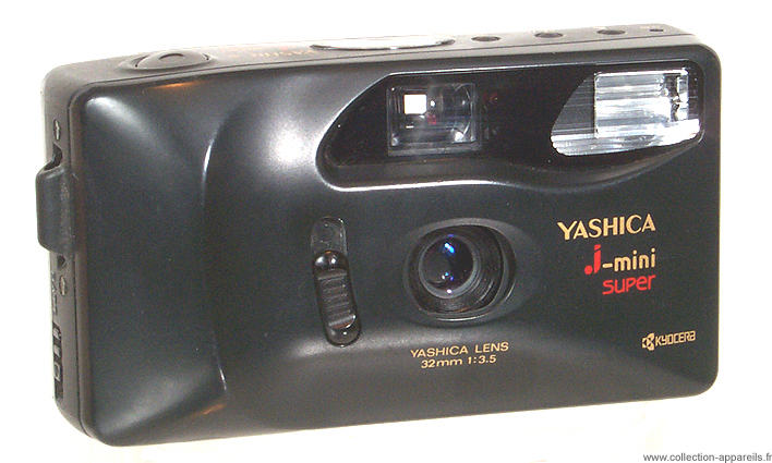 Yashica J-Mini Super