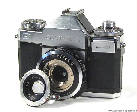 Zeiss Ikon Contaflex Beta