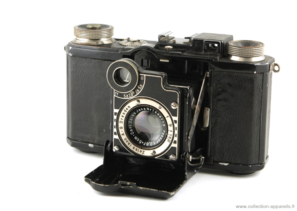 Zeiss Ikon Super Nettel