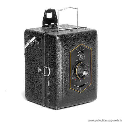 Zeiss Ikon Baby-Box