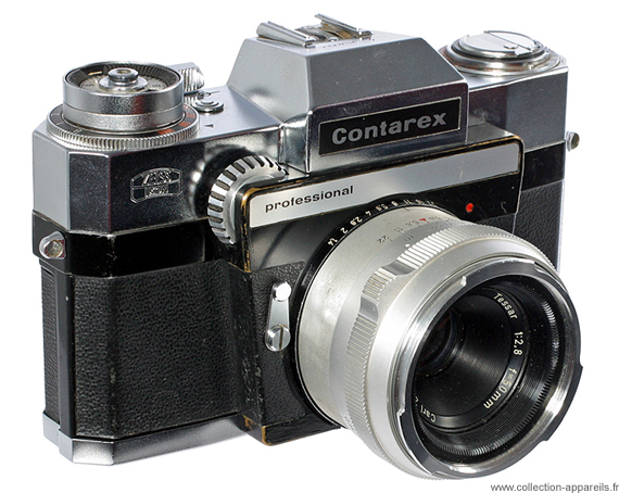 Zeiss Ikon Contarex Professional