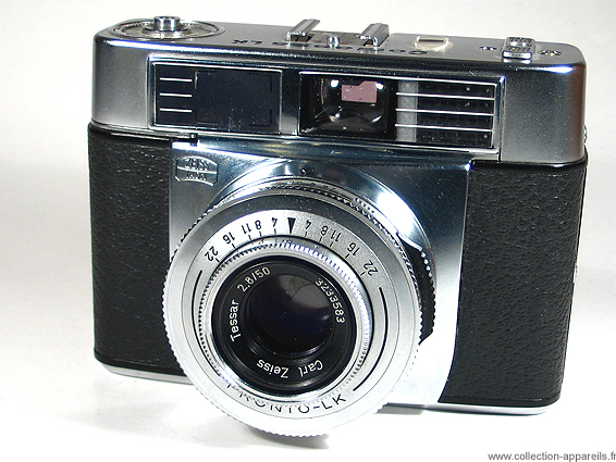 Zeiss Ikon Contessa LK