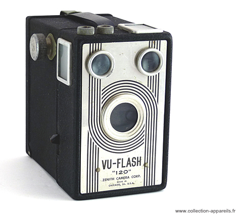Zenith Camera Corp Vu-Flash 120