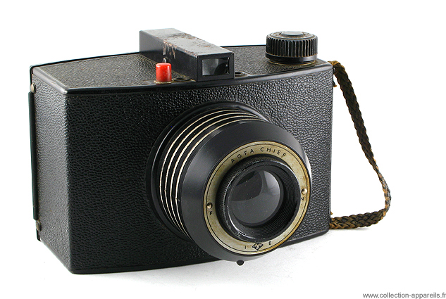 Ansco Agfa Chief