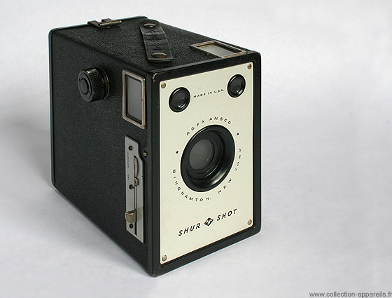 Ansco Shur Shot D6