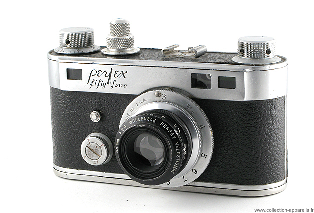 Camera Corp of America Perfex Fifty Five