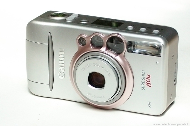 Canon Sure Shot 80u
