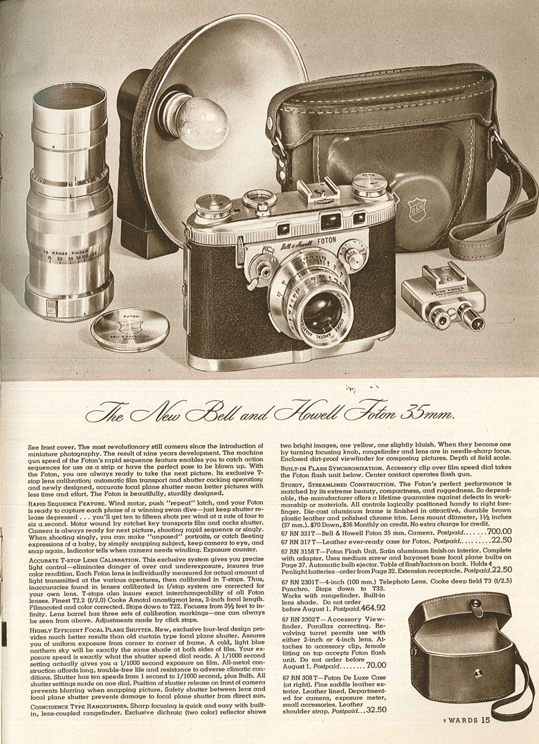 Bell and Howell Foton