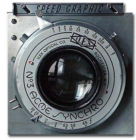 Graflex Anniversary Speed Graphic