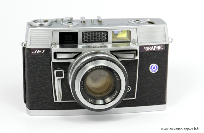 Graflex Graphic 35 Jet