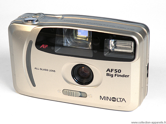 Minolta AF50 Big Finder